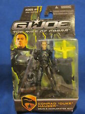 GI Joe The Rise of Cobra Conrad Duke Hauser Delta-6 Accelerator Suit