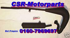 Tuning Auspuff Honda MTX 80 50 HD06 Krümmer Schalldämpfer Giannelli no AD05 HD09