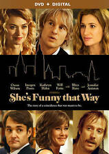 Shes Funny That Way (DVD, 2015) Owen Wilson, Imogen Poots  ***Brand NEW!!***