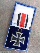 original EK II Eisernes Kreuz   BRD  Form   1957 im Etui