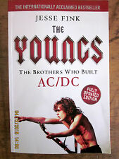 ~The Youngs: The Brothers Who Built AC/DC by Jesse Fink - 2014 - VGC~