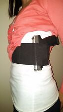 SMALL  WOMEN'S  LADIES WAIST BAND BELLY BAND CONCEALED GUN HOLSTER - 2000+ SOLD!