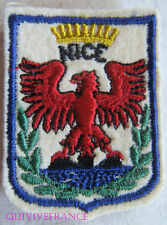 BG6956 - ECUSSON TISSU PATCH BLASON NICE