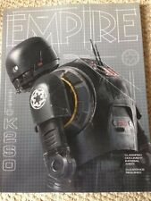 EMPIRE MAGAZINE OCTOBER 2016 STAR WARS - ROGUE ONE - K2SO UK COLLECTOR'S COVER