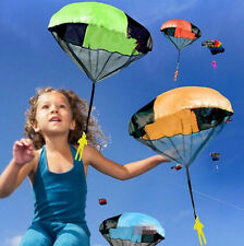 Hand Mini Parachute Kids Outdoor Toy Children's Educational Toys Throwing Play