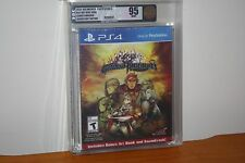 Grand Kingdom Launch Day Edition (PS4) NEW SEALED MINT GOLD VGA 95, RARE!
