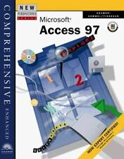 New Perspectives on Microsoft Access 97 Comprehensive -- Enhanced by Hommel...