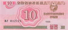 Korea North 10 Chon 1988 Unc pn 33