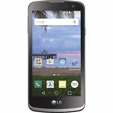 Straight Talk LG Rebel 4G LTE Android Prepaid Smartphone L44VL GSM no contract