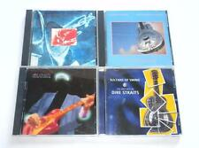 Lot of 4 DIRE STRAITS CD'S CD SULTANS MONEY FOR NOTHING ON EVERY STREET BROTHERS