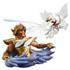 Megahouse Diorama Box Collection Saint Seiya Golden Zodiac Leo AIOLIA Pegasus