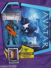 "James Cameron's AVATAR Private Sean Fike I-Tag 3d Model 3.5""  NIP"
