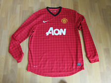 Nike MANCHESTER United FERDINAND No 5 FOOTBALL Shirt XL NEVER WORN