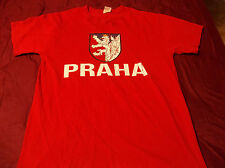 VTG PRAHA CZECH REPUBLIC t-shirt ADULT MEDIUM