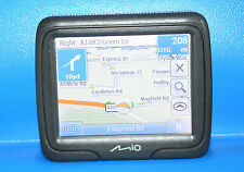 MIO NAVMAN M300 AUTOMOTIVE GPS RECEIVER - FAULTY - UK FAST DISPATCH