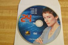 24 First Season 1 Disc 4 Replacement DVD Disc Only**