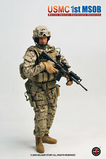 Soldier Story 1/6 USMC 1st MSOB Marines Special Operations Battalion