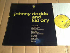 JOHNNY DODDS and KID ORY - LP - EPIC LN 24 269 - FRANCE