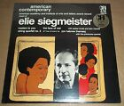 Music of ELIE SIEGMEISTER - CRI SD 416 SEALED
