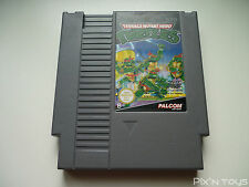 NINTENDO NES / Teenage Mutant Hero Turtles TMNT / PAL [ NES-88-FRA ]