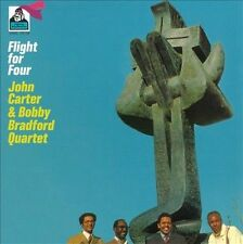 Flight for Four [Digipak] by John Carter / Bobby Bradford (CD remaster)
