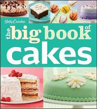 Betty Crocker the Big Book of Cakes 18 by Betty Crocker Editors (2013,...