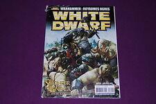 WHITE DWARF 129 - Janvier 2005 - Warhammer, 40000 40k & Seigneur des Anneaux