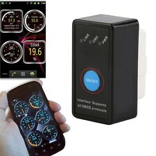 Bluetooth Adapter Scanner Torque Android OBD2 OBDII Code Reader Scan Tool F4