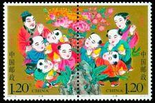 China 2007-14 Kong Rong and Pears MNH