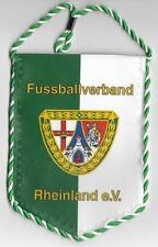 RHEINLAND REGIONAL FOOTBALL ASSOCIATION GERMANY OFFICIAL SMALL PENNANT OLD