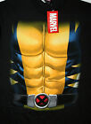 Marvel Comics Classic Wolverine X-Men Chest Comics T-Shirt New LG Tag Mad Engine