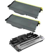 1 DR360 + 2 TN360 Laser Toner for Brother PRINTER MFC-7340 MFC-7840W TN-330
