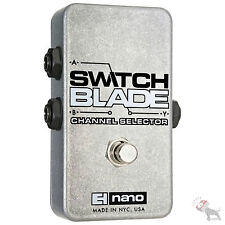 Electro Harmonix Nano Switchblade AB Box Switch Pedal Channel Switcher EHS