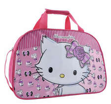 Hello Kitty Charmmykitty Overnight Bag with Charmmy Logo and Design