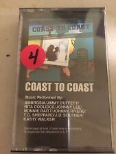 COAST TO COAST W/IMMY BUFFETT/RITA COLLRIDGE/OHNNY LEE/TJ SHEPPHARD/KATHY WALKER