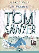 The Adventures of Tom Sawyer (Puffin Classics)-ExLibrary