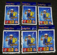 6 packs (48 bags) POKEMON GO Party GIFT halloween loot BAGS GOTTA CATCH EM ALL