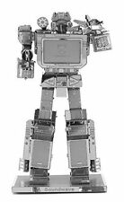 Metal Earth TRANSFORMERS SOUNDWAVE 3D Model Kit - Steel NANO Puzzle