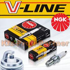 6 Candele NGK V-Line 2 BPR6E per Nissan Sunny Opel Ascona A C Kadett E Manta