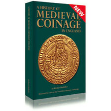 BOOK A History of Medieval Coinage in England by Richard Kelleher TREASURELAND