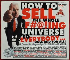 Sir Millard Mulch – How To Sell The Whole F#@!ng Universe 2 x CD + Promo cards