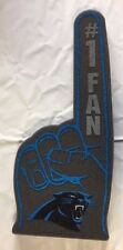 Carolina Panthers Foam Finger #1 Fan - 18 in! Great for Game Day Party!