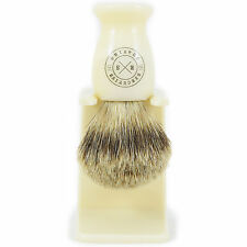 Executive Shaving English Made Super Badger Hair Cream Shaving Brush ESC-660SMD