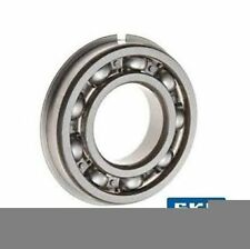 6205-NR C3 25x52x15mm Open Type Snap Ring SKF Radial Deep Groove Ball Bearing
