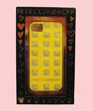 Authentic_REBECCA_MINKOPFF_Pyramid_Stud_iPHONE_5_CASE_Msrp$35.00