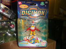 DIGIMON BANDAI FIGURE - SEASON 2 - HAWKMON - Fondo Di Magazzino Anni 80 Monster