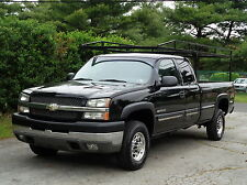 Chevrolet: Silverado 2500 LS Extended Cab LONG BED 4X4 4WD PICKUP TRUCK!