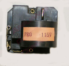 PRO81 Push-On Relay/Overload Combination Hermetic Compressor Units 1/12 - 1/5 HP