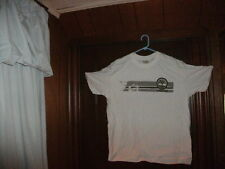 Timberland t-shirt short sleeve white front graphic size XL BRAND NEW