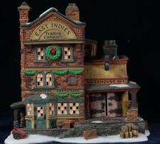 Dept 56 Dickens Village East Indies Trading Co Heritage Porcelain Ceramic Bisque